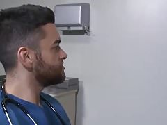 Doctor and patient fuck