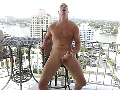 Sean Lawless Cumshot Compilation