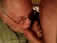 Old men sucking