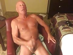 Masturbating while gone