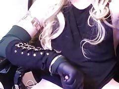 Hot Blonde Goth CD (CLIMAX)