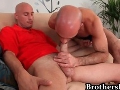 Adam bangs his brothers hot mate
