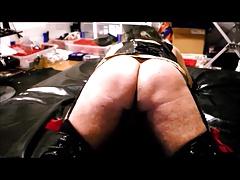 spanking long session