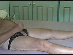 wank in panties
