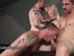 Club Orgy Part 1