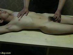 Cute Straight Boy BDSM Series