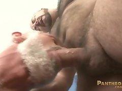 older daddy fuck bear