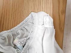 Cum on Girl Panties