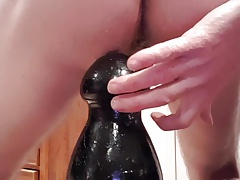 Giant butt toy