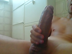 MY BIG COCK........... WOMEN PLEASE REVIEW