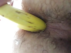 Eat fruit with your ass