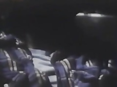 Vintage Gay porn theater action
