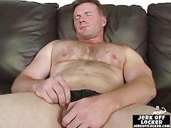 Hot mature guy in underwear