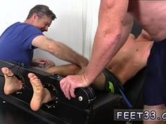 Soccer boy gay porn movie Matthew Tickled To Insanity