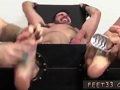 Billy Santoro Ticked Naked