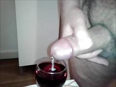 Cum on Food