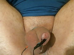 estim poppers and ball torture
