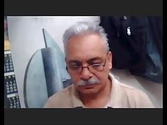 mexican sexy grandpa wanking