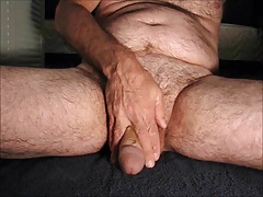 Amateur Jack and Cum with SloMo 011