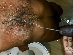 Pissing and Sucking