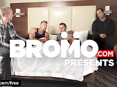 Bromo - Brenner Bolton with Leon Lewis Max London Zane