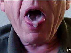 Smoking120 with cum Swallow
