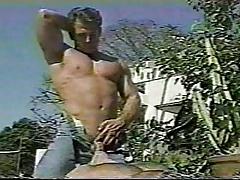 Steve Regis fucked by the pool
