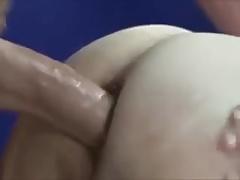 Barebacking huge cock