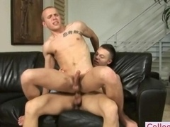 Rob Ryder gets his good anus fucked deep