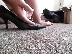 Fucking pointy ALDO high heels