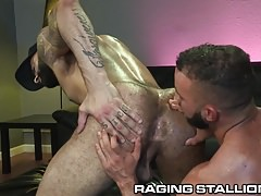 Sexy Horny Hairy Latino Boys Fucking - Por Favor Papi!