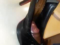 Fucking asians peep toes