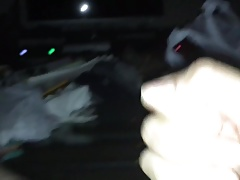 Small Cock Cumshot Pt2
