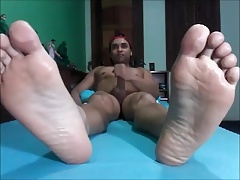 9 - The Soles Of My Feet