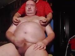 morning masturbation of a Russian bear