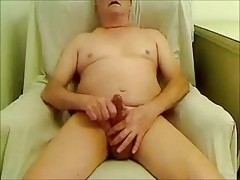 Men masturbating