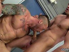 I need big cock - Luke Milan, Hugh Hunter, Dimitri Kane