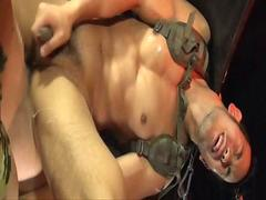 Japan muscular enjoy sex