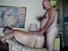 Fat men fucking a mature men
