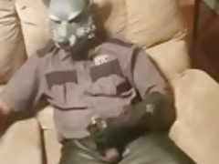 officer wolf blow his load