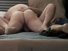 Man and Married Daddy frot humping kissing cum