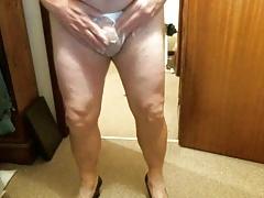 Wearing undies again