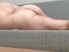 Daddy couch hump
