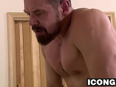 Tony Salerno and Max Sargent having sucking cock and fucking