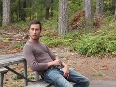 Got horny at roadside picnic area