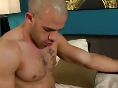 Ginger gay gets his ass stomped with big thick cock