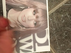 Cum on Taylor Swift