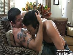 Gym Rat Body Builder Butt Fucks Twink BF