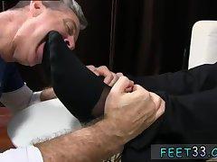 Scott Has A New Foot Slave