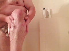 Small Cock in the Shower